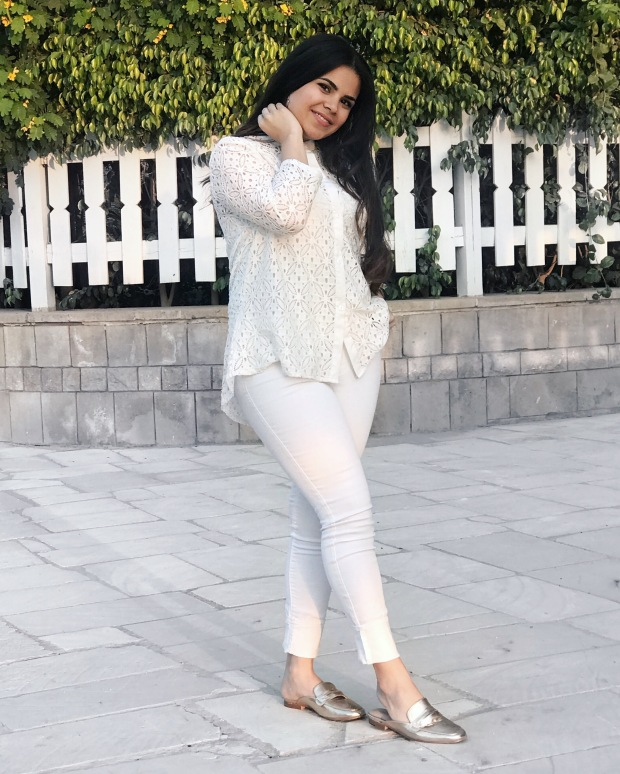 Start The Summer With All White Look + Life Update